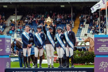 2000 pix Longines FEI Jumping Nations Cup of Ireland 2019 Dublin