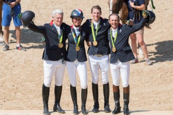 France Gold Medalists