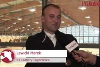 Lewicki wywiad