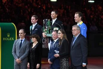Top Ten 2019 podium