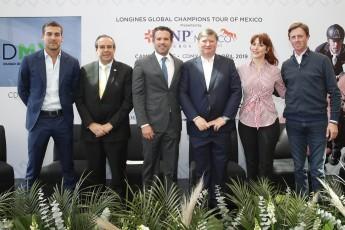konferencja prasowa Meksyk