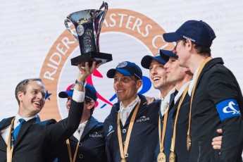 riders masters cup 2019